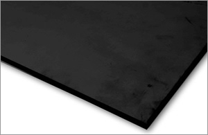 Flame Retardant Solid Neoprene SBR Rubber Sheet