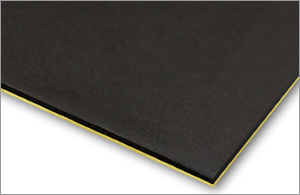 Self adhesive expanded foam EPDM / Neoprene rubber sheet