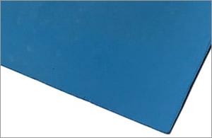 Blue FDA Compliant Fluoro-A Sheet