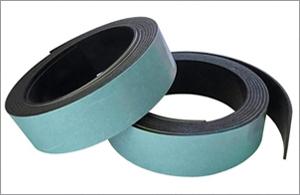 Self Adhesive Solid Neoprene Rubber Strip (2 pack)