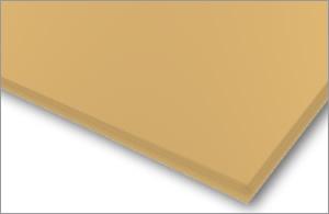 Tan Shotblast Rubber Sheet