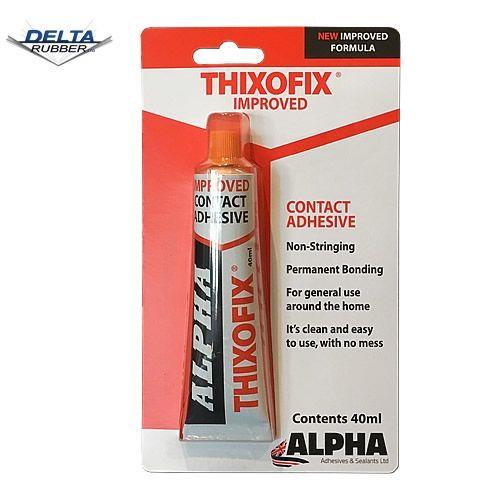 Alpha Thixofix Contact Adhesive 40ml