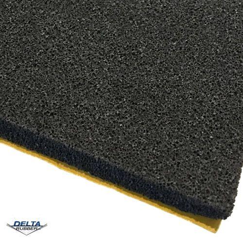 Self adhesive sound proofing foam sheet