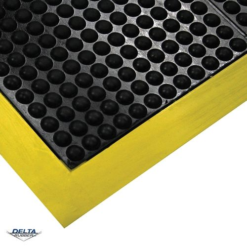 Bubble top Ortho rubber entrance mat