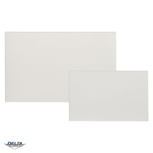 White Silicone Rubber Pads A3, A4, A5 and more