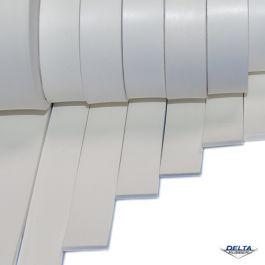 White Silicone Rubber Strip